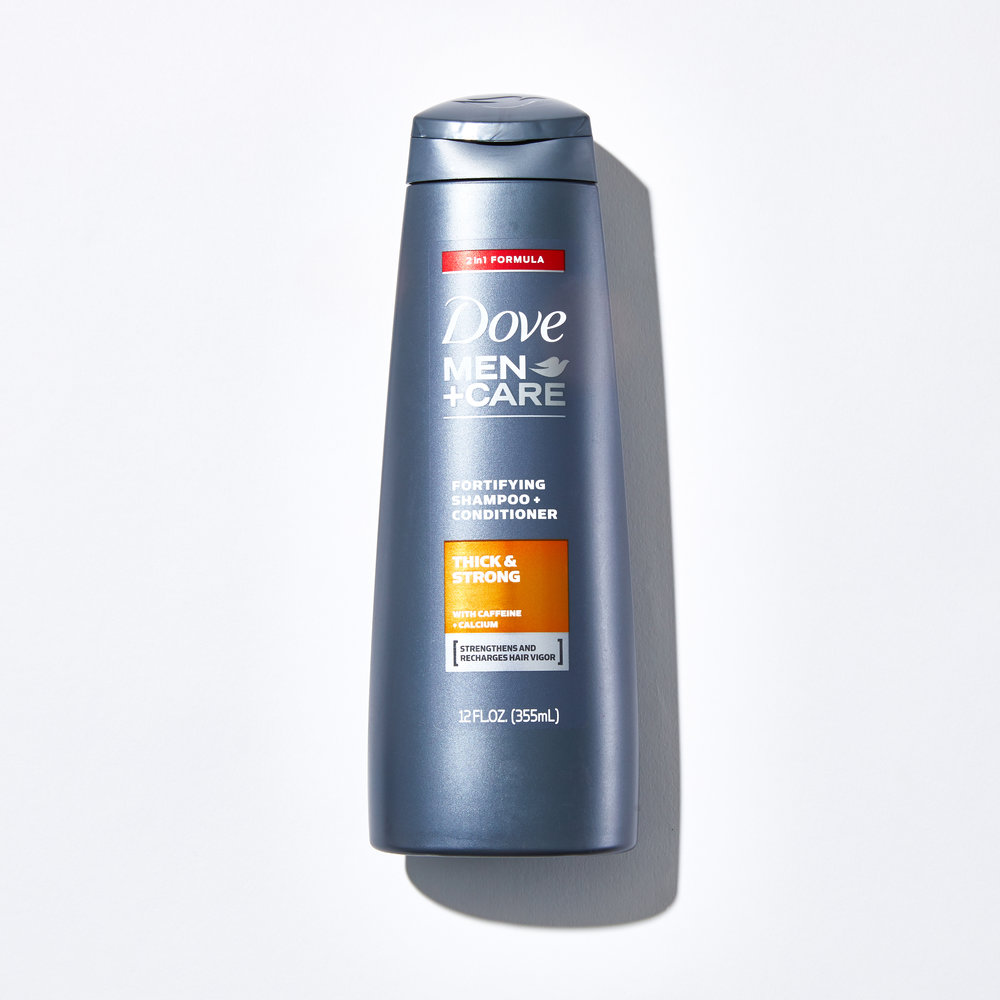 Dove Men + Care Fortifying Shampoo and Conditioner