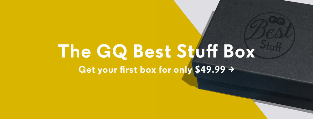 The GQ Best Stuff Box Get your first box for only $49.99