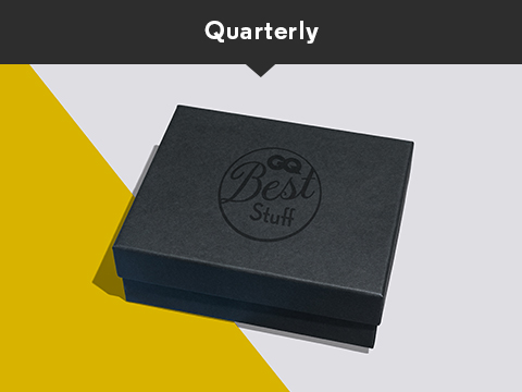 Quarterly Box Subscription