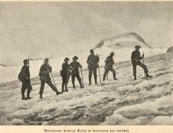 Pope Pius XI Mountain Climbing