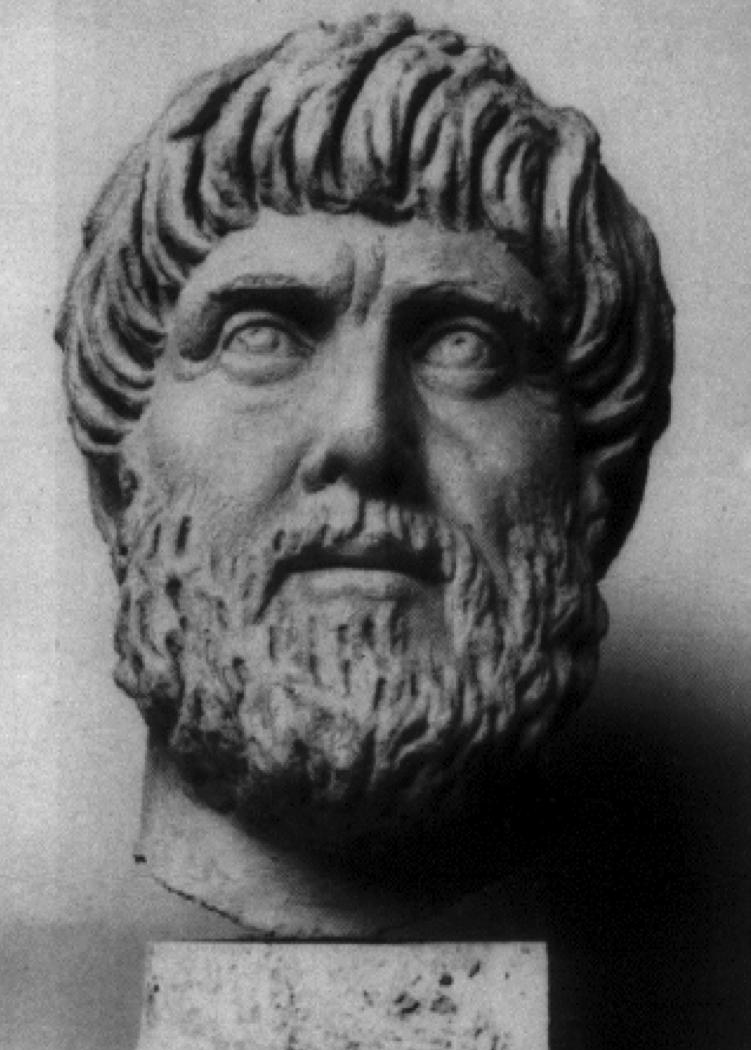 Portrait Head of Gaius Valerius Herma from the Valerius Tomb