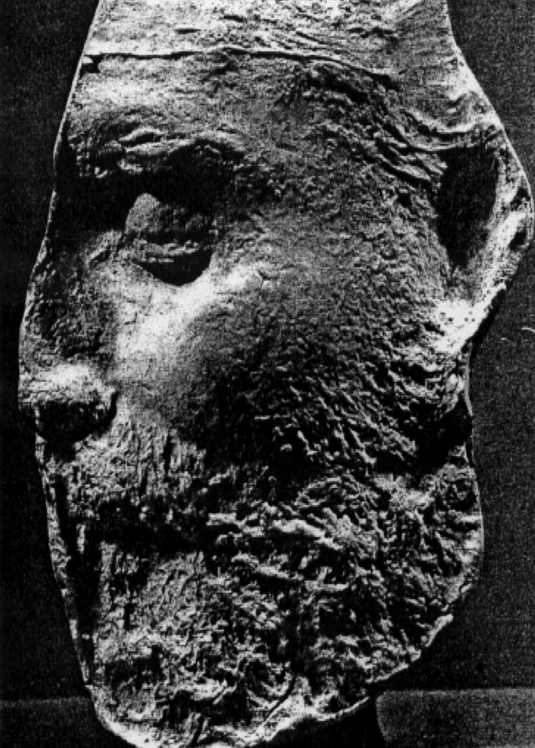 Death Mask of Gaius Valerius Herma from Valerius Tomb