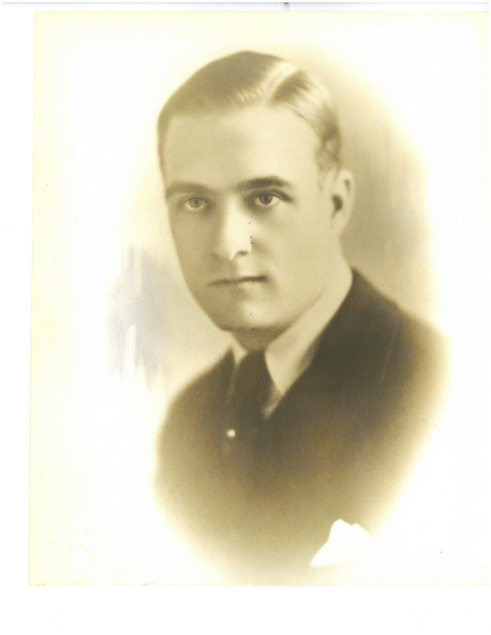 Portrait of W.T. Moran