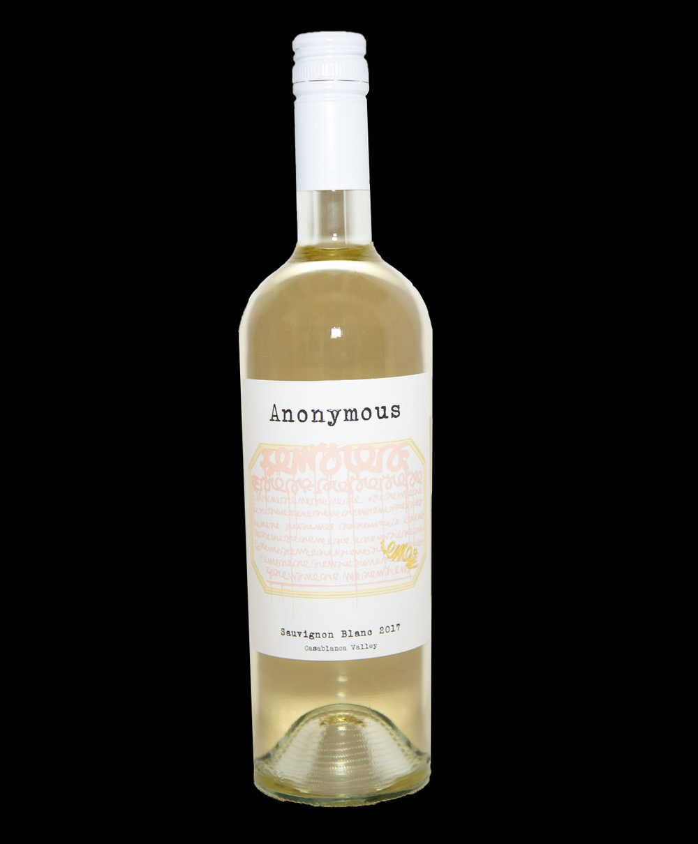 Anonymous  Sauvignon Blanc
