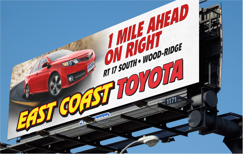 Exceptional East Coast Toyota