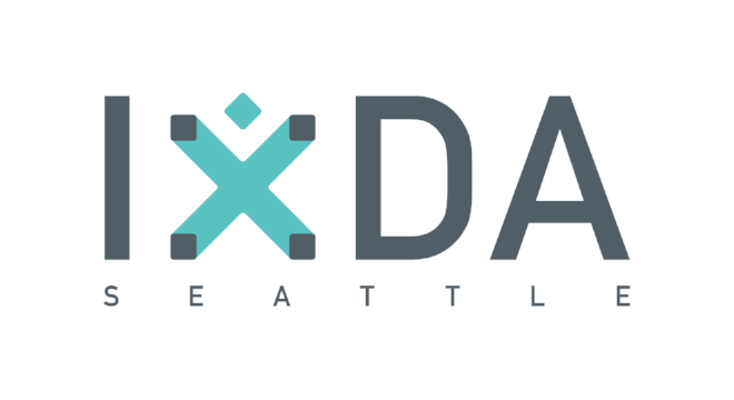 IXDA Seattle - Meetup - Facebook - Twitter