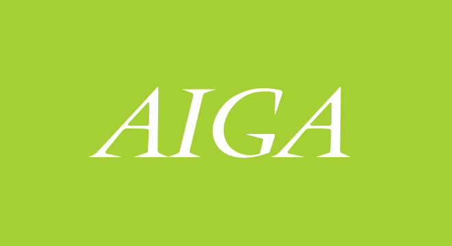 AIGA Seattle - Facebook - Twitter - LinkedIn