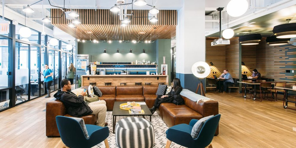 WeWork - 925 4th Avenue   (Opening Soon) 925 4th Ave, Seattle, WA 98164  Private Office - Starts from $700 / month Dedicated Desk - Starts from $450 / month Hot Desk - Starts from $350 / month