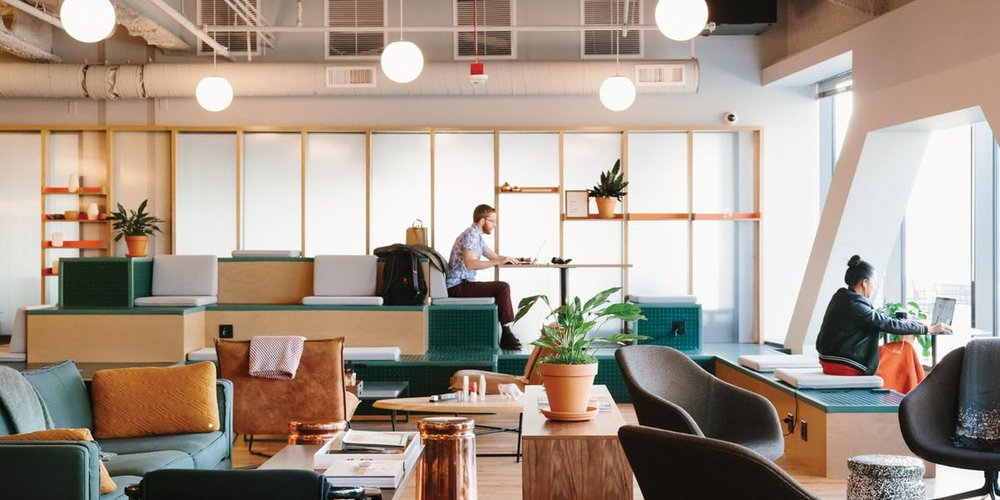 WeWork - Lincoln Square   10400 NE 4th St, Bellevue, WA 98004  Private Office - Starts from $690 / month Hot Desk - Starts from $300 / month