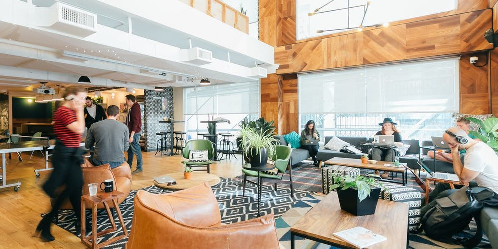 WeWork - Denny Triangle   1099 Stewart St, Seattle, WA 98101  Private Office - Starts from $670 / month Hot Desk - Starts from $335 / month