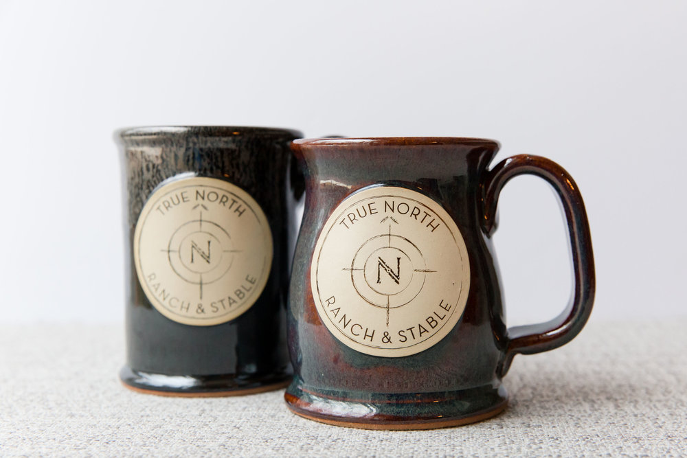 True North Ranch Mug - $15 eachThere are currently three design options available.Email: info@truenorthranchmn.com and we will send you an invoice.