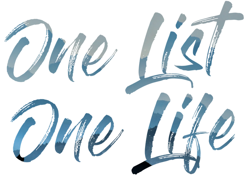 One List, One Life