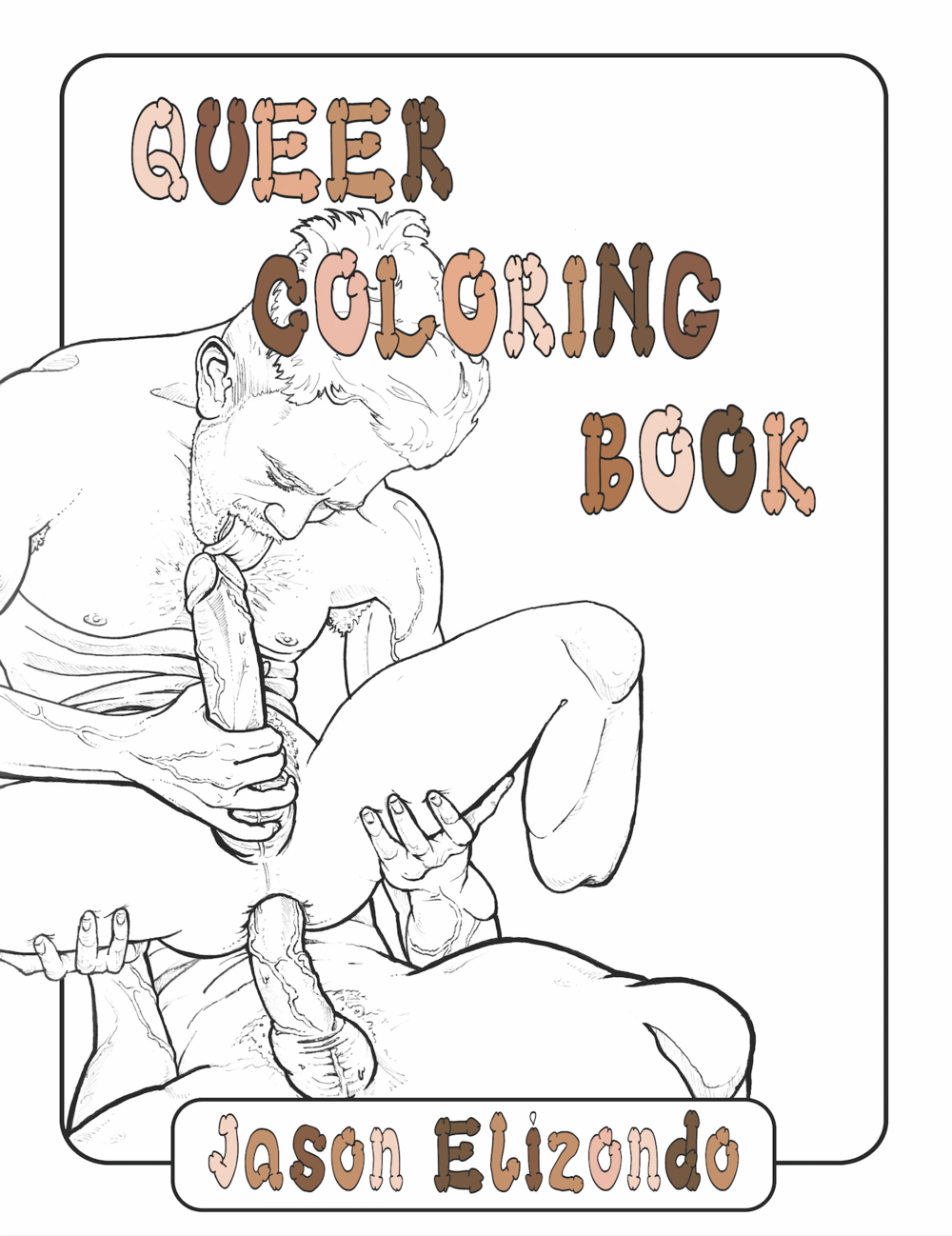 Jason Elizondo Queer Coloring Book (Cover).png