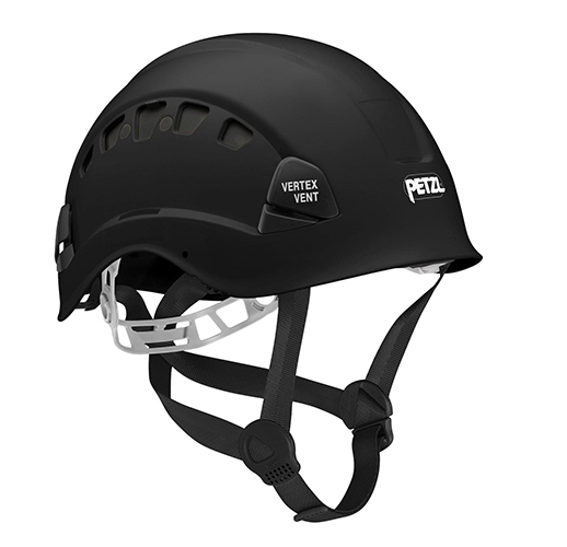 PETZL VERTEX VENT HELMET - The VERTEX VENT helmet sets the standard in head protection for workers at height.