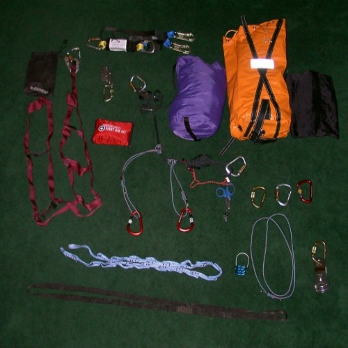 Emergency Rescue Bag - Everything you'll need to be prepared for any type of emergency rescue.