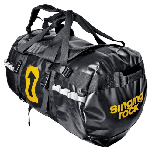 Singing Rock Tarp Duffel Bag - Made from a durable laminate material, the TARP DUFFEL is an almost indestructible bag.