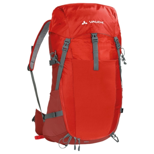Vaude Brenta Hiking Backpack - The Vaude Brenta is a sporty hiking backpack with plenty of features for day trips.