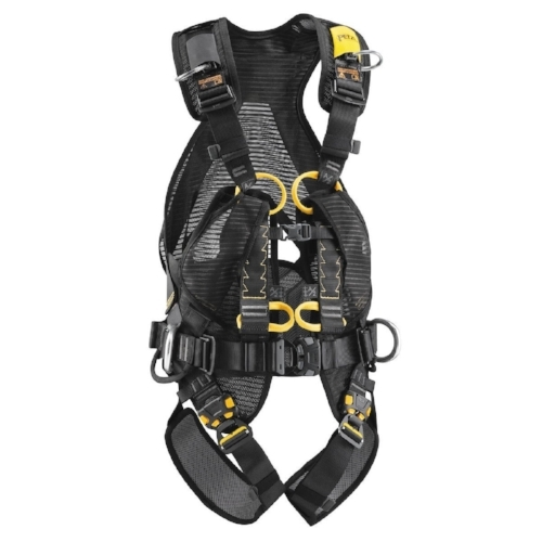 Petzl Volt LT Full Body Harness - The fall arrest and work positioning VOLT LT harness is very easily donned thanks to its EASYFIT design
