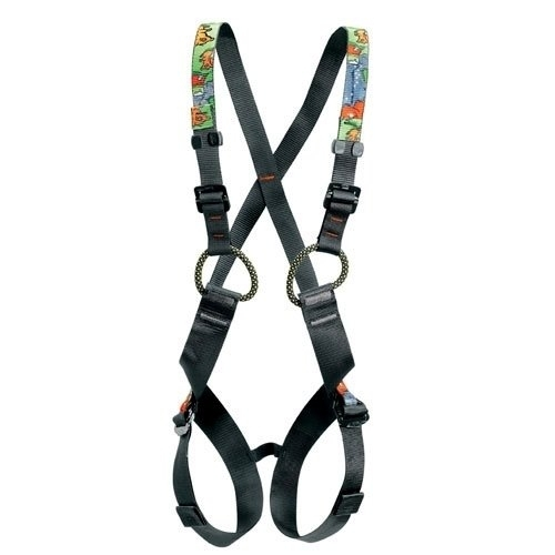 Petzl Ouisititi Youth Full Body Harness - Full body harness for children less than 66 lbs.