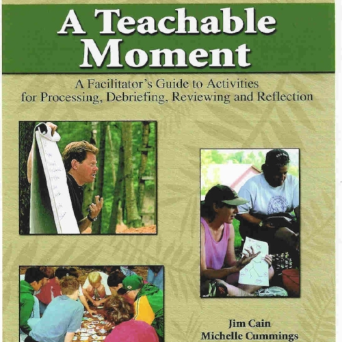 "A Teachable Moment - If you need to know ""what comes after the team-building activity?"" this book is for you!"