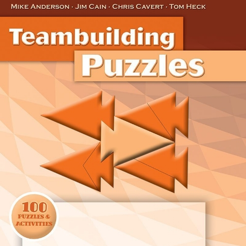 Teambuilding Puzzles - Learn how to turn puzzle solving from an individual cerebral experience to a kinesthetic group activity.