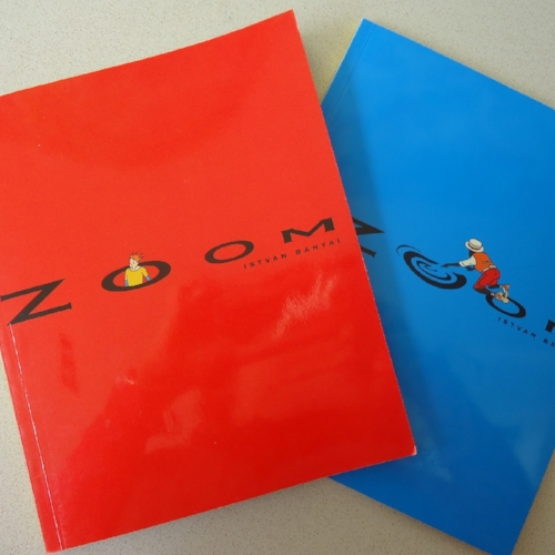 Zoom or Re-Zoom - These picture books are a great problem solving activity.