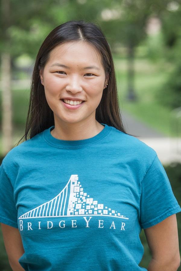 VIctoria Chen (SOM '17), cofounder of BridgeYear.