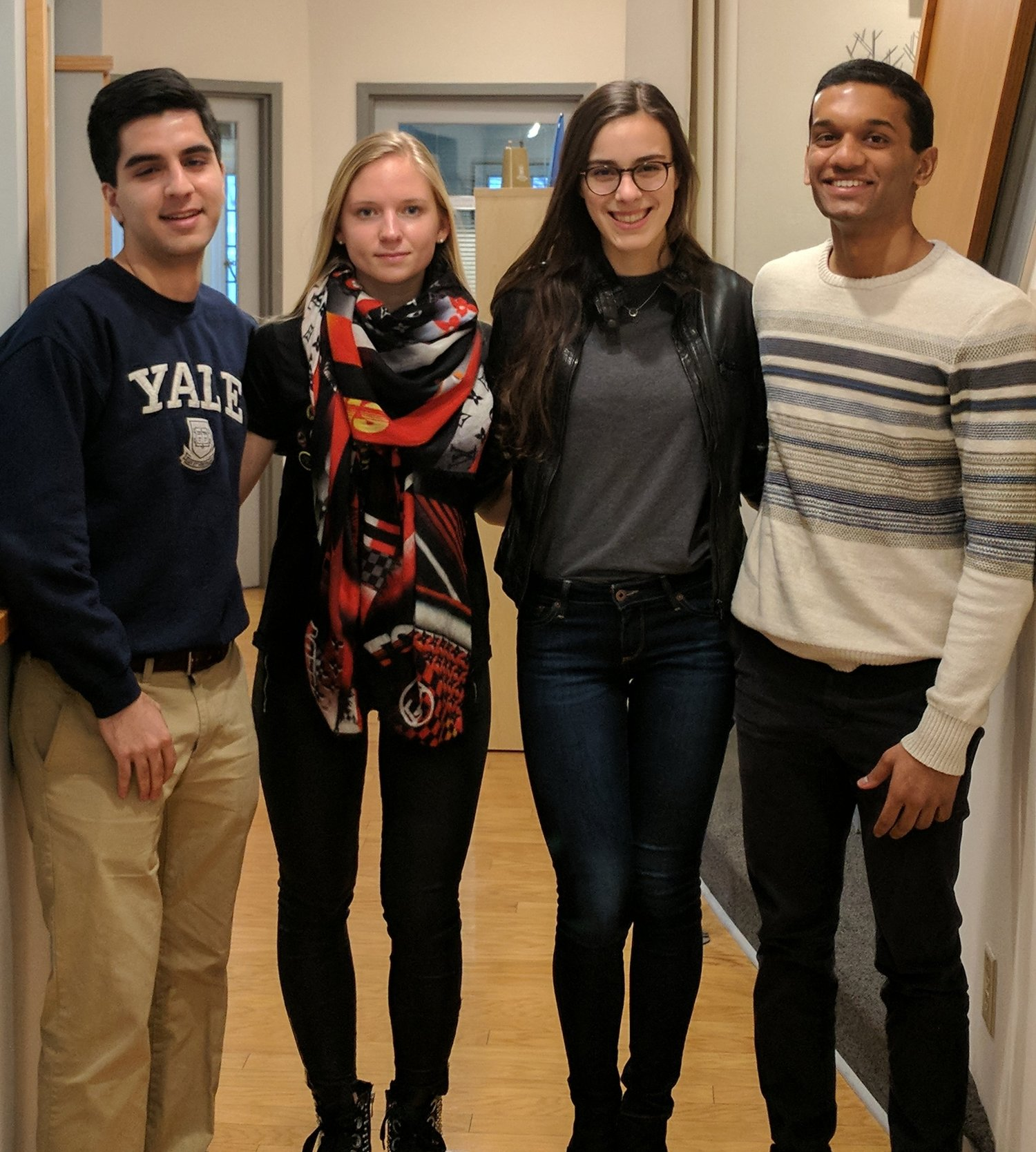 Two Yale Undergraduate Teams Advance to Hult Prize Regional Finals