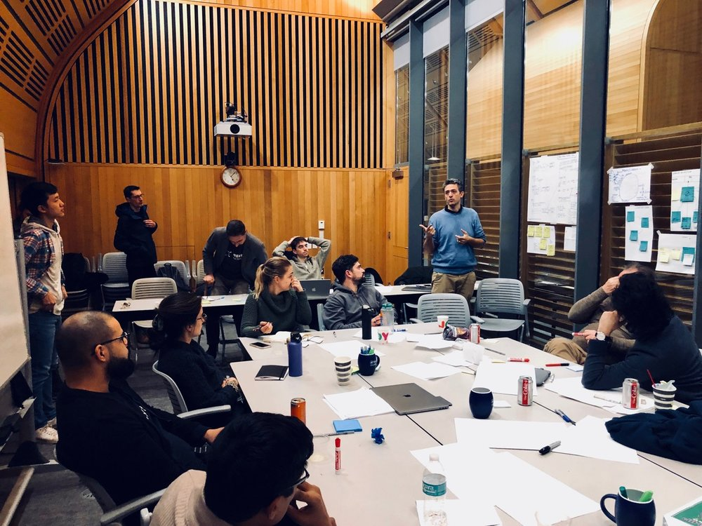 - The ideas the group found most compelling were presented in more detail. Based on these concepts, the group produced a preliminary framework and a set of primary considerations on how to utilize sensor data if blockchain is to be used in carbon accounting, including recommendations for effective verification and validation.