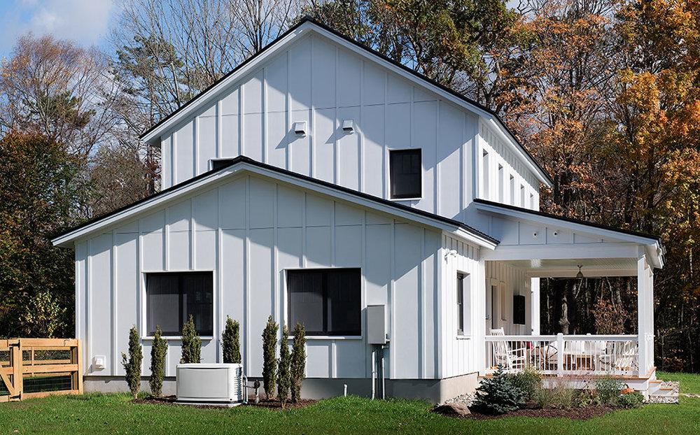 Lot 9; 3 Bedroom Varm - $585,000 | 2201 sq ft | Garage includedOptional: Add 1st floor Master bedroom (total 2537 sq ft) for $87,000