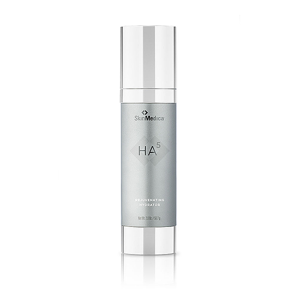 HA5® Rejuvenating Hydrator 1 Oz.  Provides immediate smoothing in the appearance of fine lines and wrinkles, and supports the skin's natural ability to replenish its own hyaluronic acid for overall skin health.  Appropriate for all skin types.