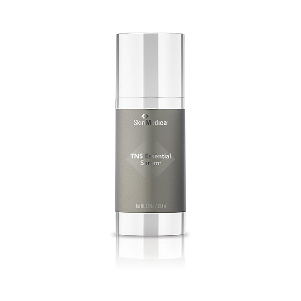 TNS Essential Serum®  This all-in-one skin rejuvenating treatment improves the appearance of fine lines, wrinkles, skin tone and texture.  Appropriate for all skin types.