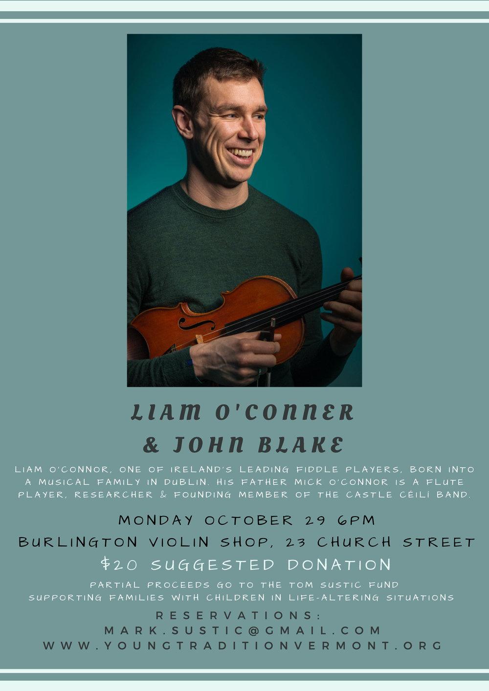 burlington violin shop concerts