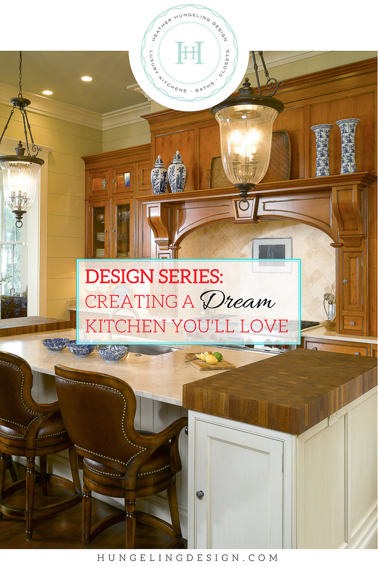 How to Create a Dream Kitchen You\'ll Love — Heather ...