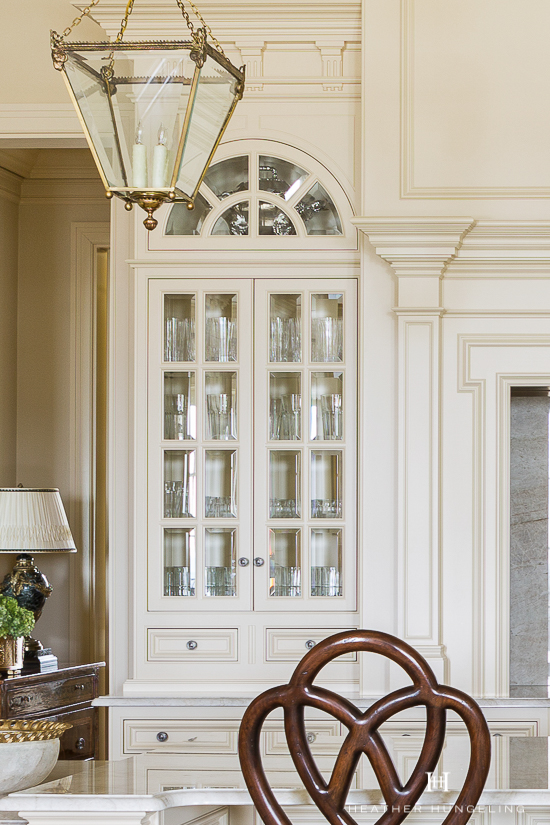"Beveled glass cabinet doors are worth seeking out if you can find a cabinet maker willing to go the distance. ""True divided lights"" as they are sometimes called are a rare commodity in modern cabinetry."