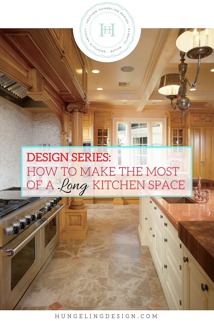 This luxury Clive Christian kitchen is today's case study on how to make the best use of the space you have when designing your kitchen. I use this project to illustrate five design tips that can help anyone when trying to work with a really long kitchen, while keeping it functional and visually appealing at the same time.