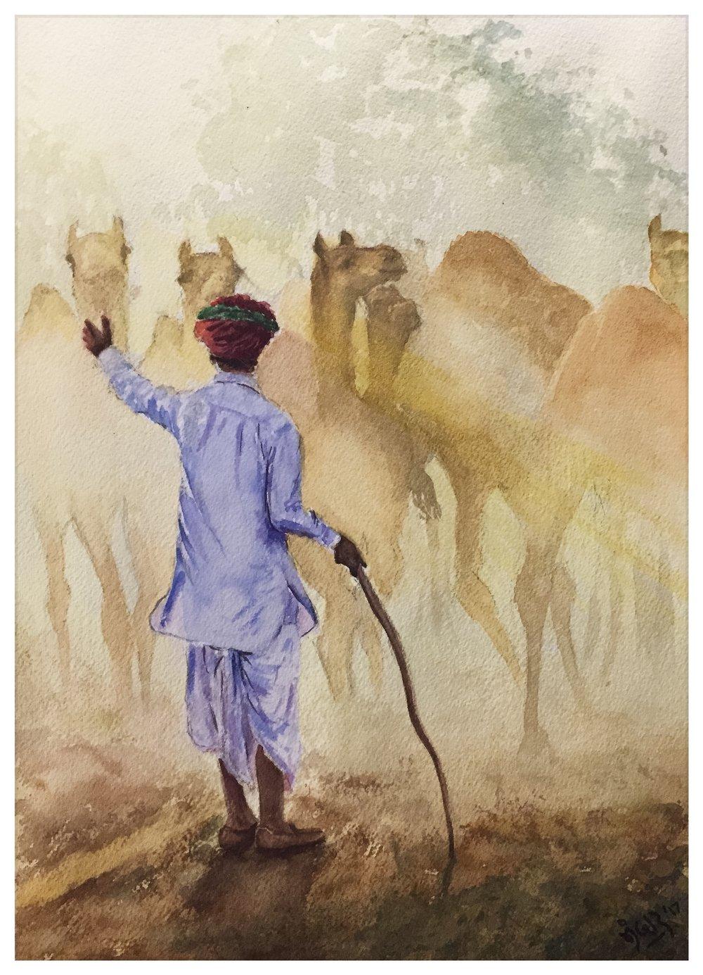 Charwaha (Herder)