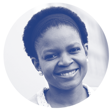 """""""Mozilla Women & Girls clubs have become a space of trust — people open up about challenges they face on a daily basis."""" — Mmaki Jantjies"""