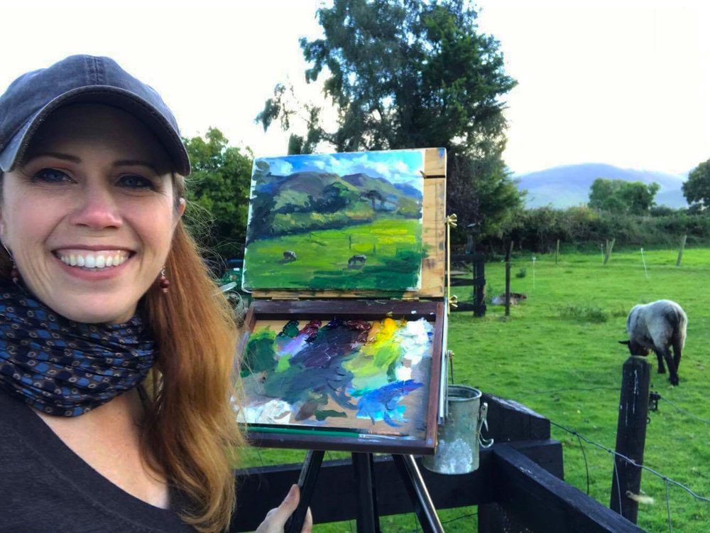 Jessica henry - Nationally recognized, award winning artist and instructor with more than 20 years of experience