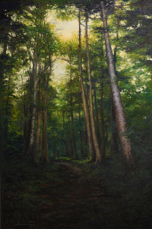Murmur Through The Trees