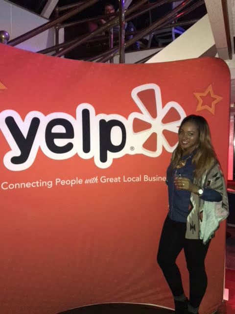 Exhibit A:  A Yelp Eliter AKA that is me !
