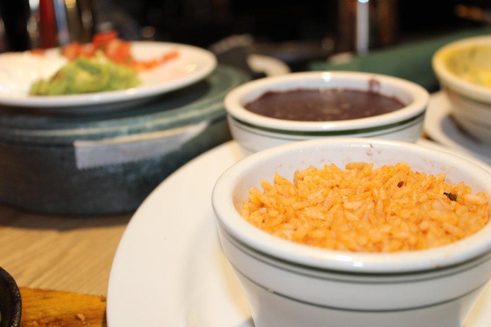 Yellow Rice & Black Bean