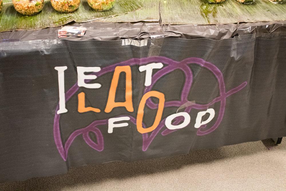 I Eat Lao Food