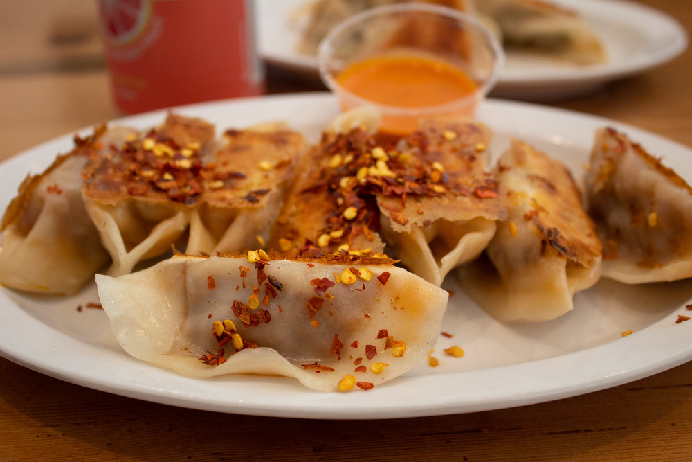 Emmy Cheeseburger Dumplings