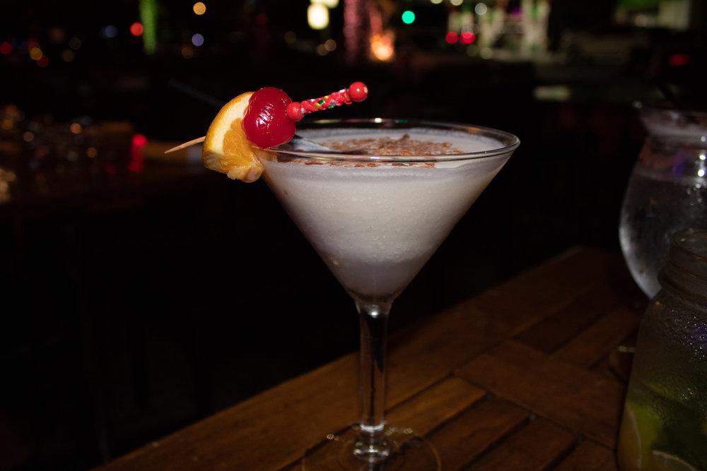 Pat'e Palo signature drink