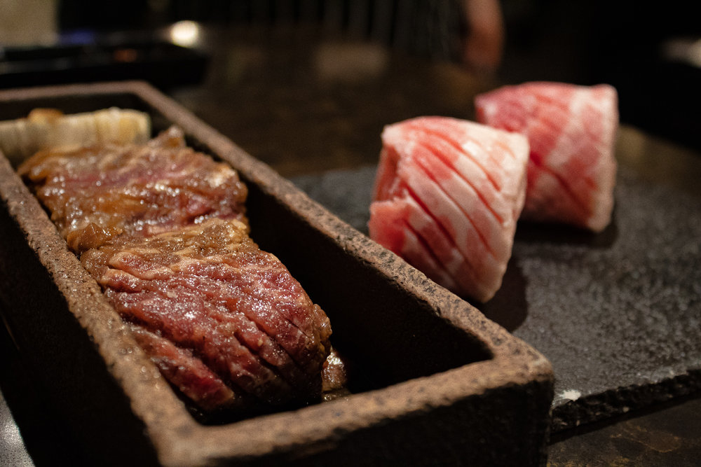 Samwon Galbi & Pork Belly