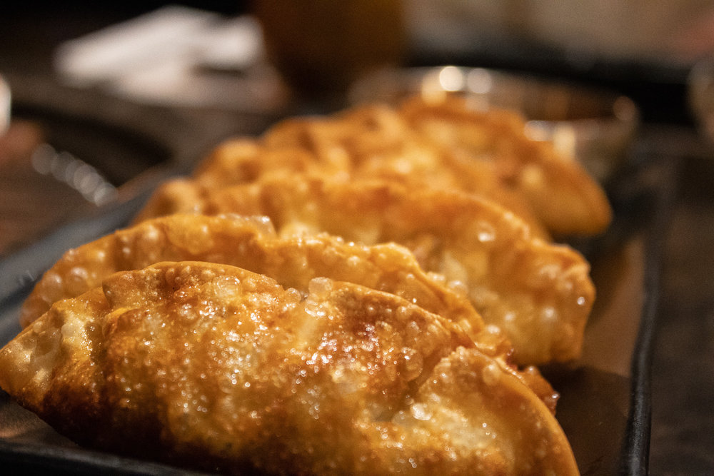 Mandoo - Pork dumplings