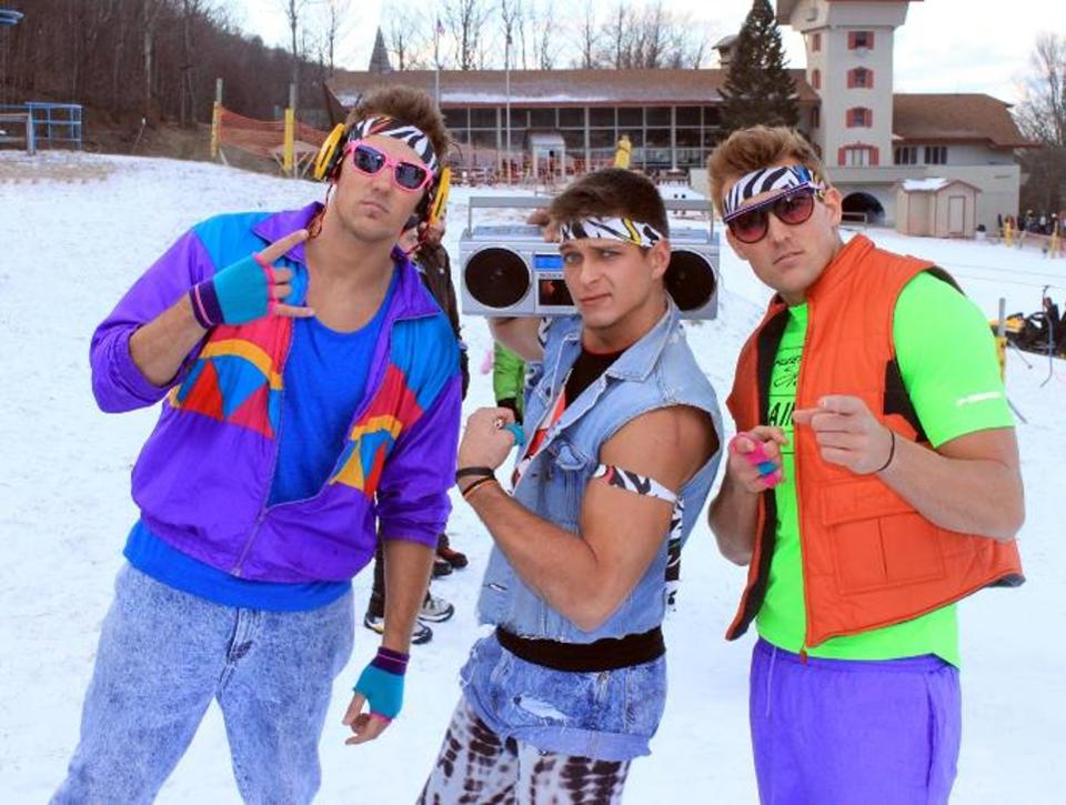Totally 80s Retro Ski Weekend - Where: Beech Mountain, North CarolinaWhen: February 22-25What: head south!