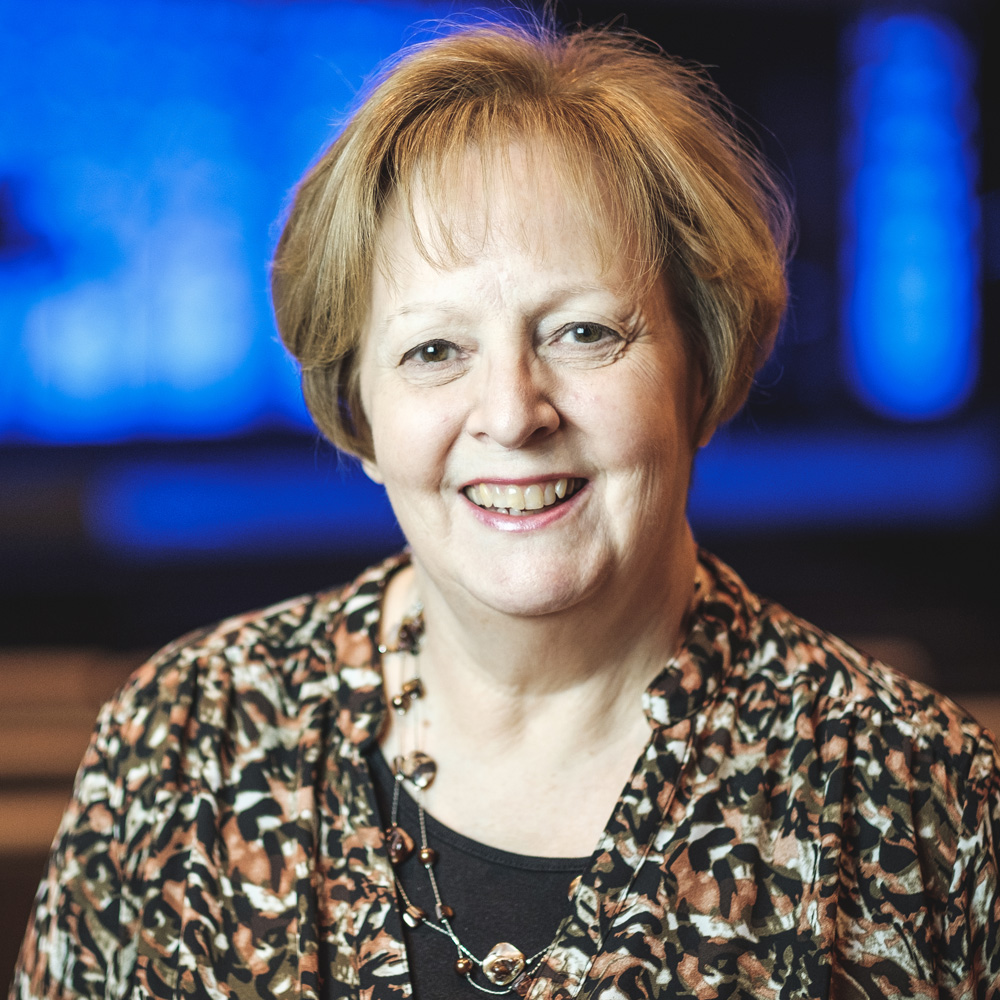 Mary Hix - Retired Women Kinnect Leader