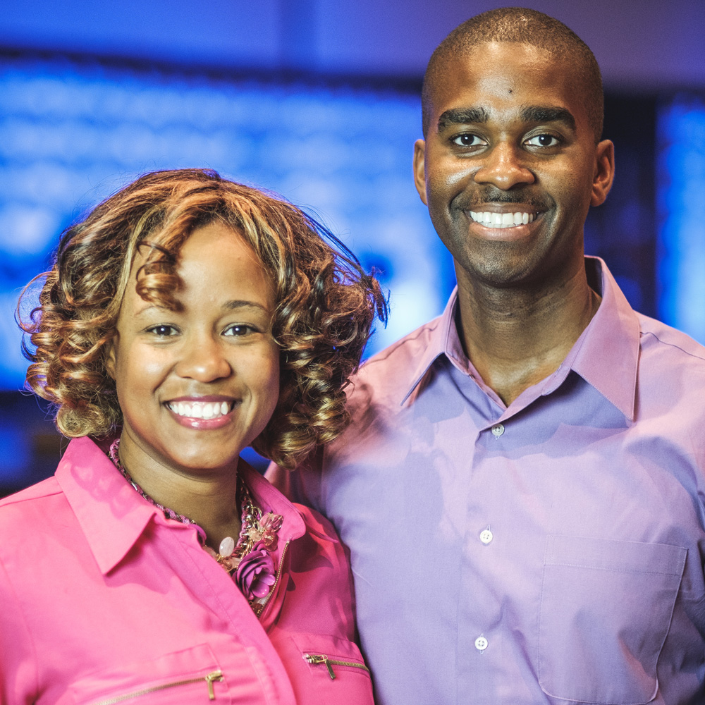 Jeuron & CHasity McMillian - Team Games Kinnect Leaders